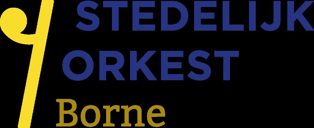 Stedelijk Orkest Borne, logo