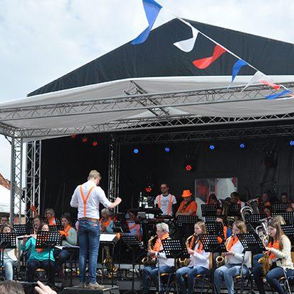 Stedelijk Orkest Borne, harmonie orkest in borne