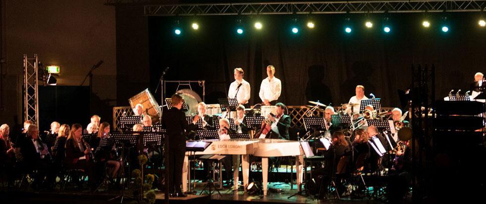 Stedelijk Orkest Borne, harmonieorkest borne